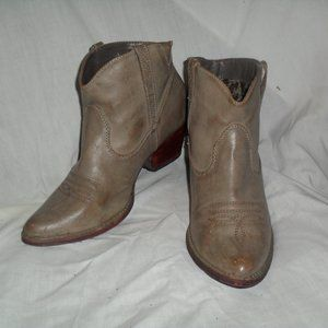 Very Volatile ankle boots size 9